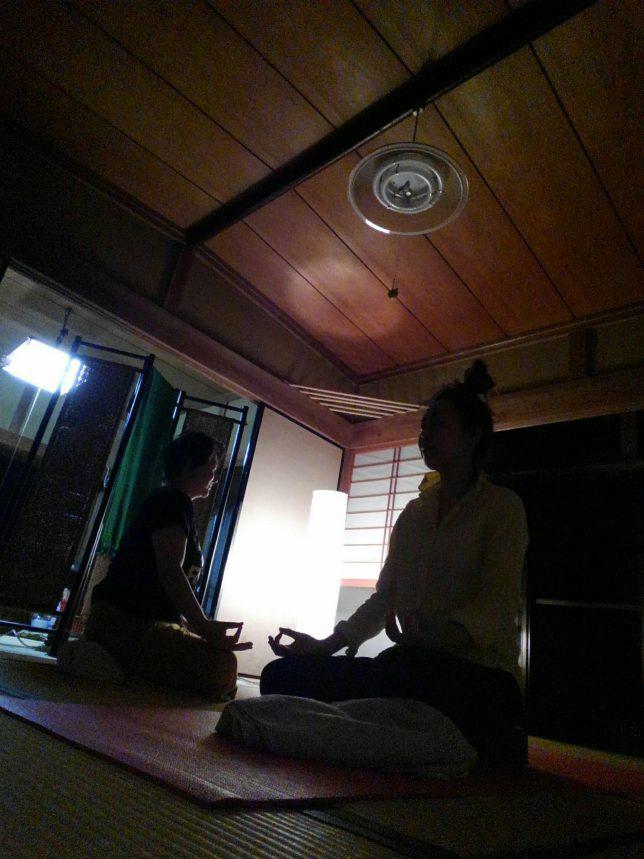 5ー31瞑想会