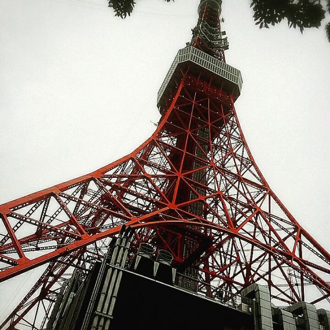 東京観光①